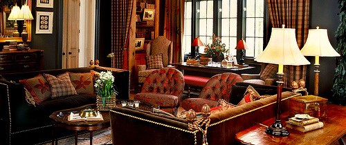 Das Wohnzimmer modern mit Möbeln einrichten - Möbel Blog
