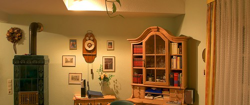 Die Wohnwand als moderne Möbel-Variation!