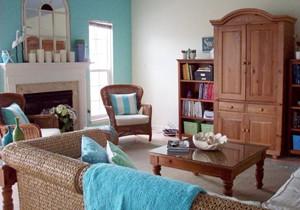 Den Computer im Wohnzimmer verstecken - Möbel Blog