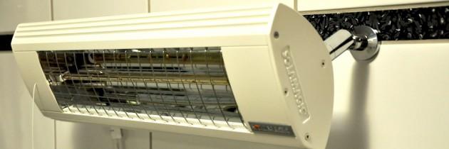 Wärmestrahler fürs Bad: Der Solamagic 1000 im Test