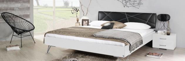 Mavi-Base und -Plus – Bett-Systeme für das Schlafzimmer