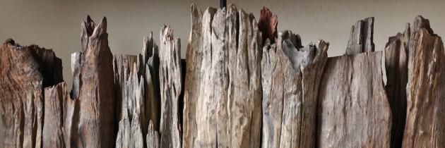 Ein Einrichtungsstück mit Geschichte: Die Treibholzlampe