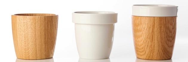 Kaffeebecher aus Holz, oder: Endlich, wir haben dich erwartet!