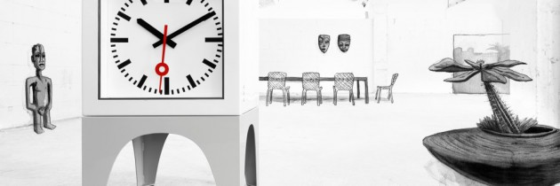 Interview mit vierkant – Bahnhofsuhren kommen ins Wohnzimmer