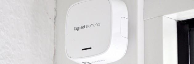 Das automatisierte Heim: Gigaset elements im Test