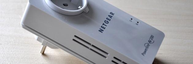 Musikstreaming für die Wohnung: Der Powerline Music Extender von Netgear