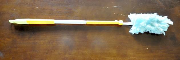 Wir testen den Swiffer Staubmagnet XXL und das Swiffer Bodenreinigungssystem