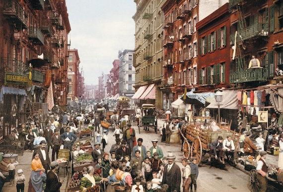 Bild aus An American Odyssey Stadt