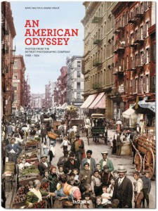 Cover An American Odyssey