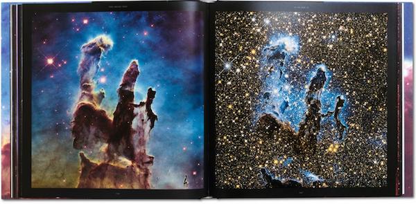 Expanding Universe – Fotografien vom Hubble Teleskop Aufnahme