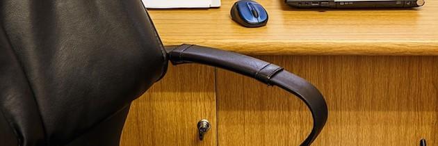 Drehhocker statt Bürostuhl?